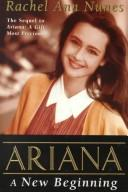 Cover of: Ariana, a new beginning: a novel