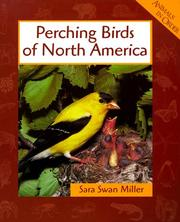 Cover of: Perching birds of North America