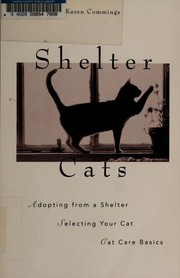 Cover of: Shelter cats