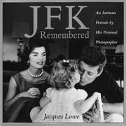 Cover of: JFK remembered