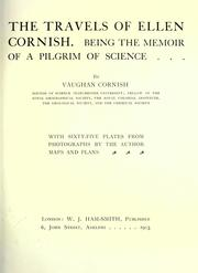 Cover of: The travels of Ellen Cornish
