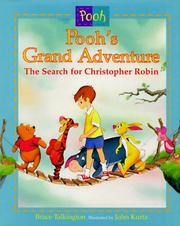 Cover of: Pooh's grand adventure: the search for Christopher Robin