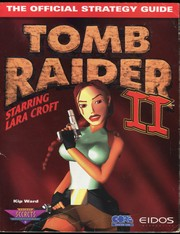 Cover of: Tomb Raider II: The Official Strategy Guide