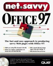 Cover of: NetSavvy Office 97