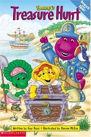 Cover of: Barney's treasure hunt