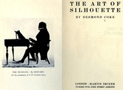 Cover of: The art of the silhouette