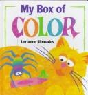 Cover of: My box of color