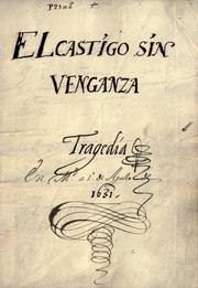 Cover of: El castigo sin venganza
