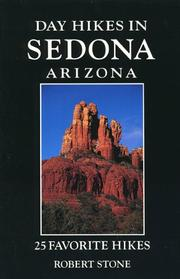 Cover of: Day hikes in Sedona, Arizona: 25 favorite hikes