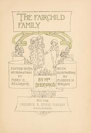 Cover of: The Fairchild family