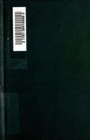 Cover of: Protagoras