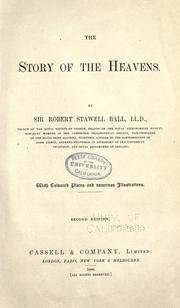 Cover of: The story of the heavens