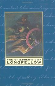 Cover of: The Children's Own Longfellow