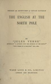 Cover of: The English at the North Pole