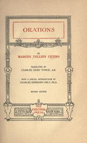 Cover of: Speeches