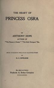 Cover of: The heart of Princess Osra