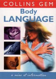 Cover of: Body Language (Collins Gem)