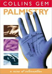 Cover of: Palmistry (Collins Gem)