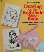 Cover of: Drawing on the right side of the brain