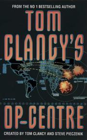 Cover of: Tom Clancy's op-centre