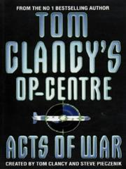 Cover of: Acts of War (Tom Clancy's Op-centre)