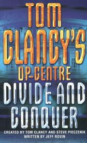 Cover of: Divide and Conquer (Tom Clancy's Op-centre)