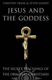 Cover of: Jesus and the Goddess