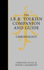 Cover of: The J.R.R.Tolkien Companion and Guide