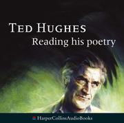 Cover of: Ted Hughes Reading His Poetry