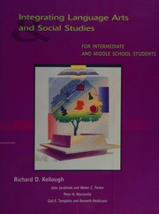 Cover of: Integrating Language Arts and Social Studies for Intermediate and Middle School Students