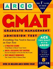 Cover of: Gmat