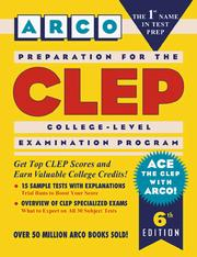 Cover of: Preparation for the Clep: College-Level Examination Program