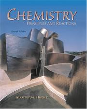 Cover of: Chemistry