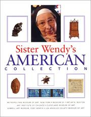 Cover of: Sister Wendy's American Collection