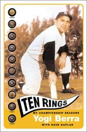 Cover of: Ten rings