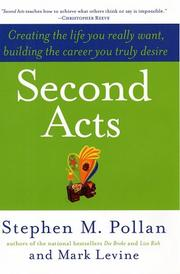 Cover of: Second Acts