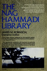 Cover of: The Nag Hammadi Library