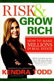 Cover of: Risk & Grow Rich