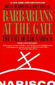 Cover of: Barbarians at the Gate
