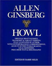 Cover of: Howl