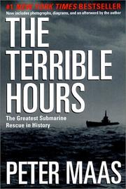 Cover of: The Terrible Hours