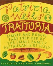 Cover of: Patricia Wells' Trattoria