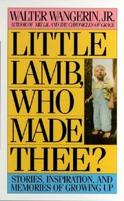 Cover of: Little Lamb, Who Made Thee?
