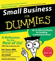 Cover of: Small Business for Dummies 2nd Ed. CD