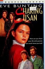 Cover of: Sharing Susan: A Novel