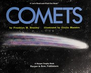 Cover of: Comets