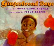 Cover of: Gingerbread Days