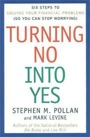 Cover of: Turning No Into Yes