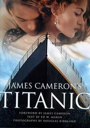 Cover of: James Cameron's Titanic