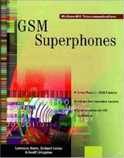 Cover of: GSM Superphones